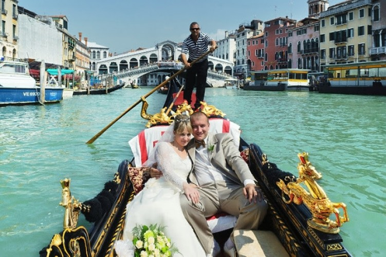 Svatba v Itálii