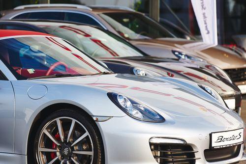 Otevření nového Porsche Servisního Centra v Ostravě